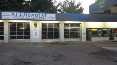 MJ Automotive Service Center Scott Township